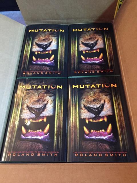 Mutation, January 2015 Contest