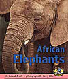 African Elephants, by Roland Smith