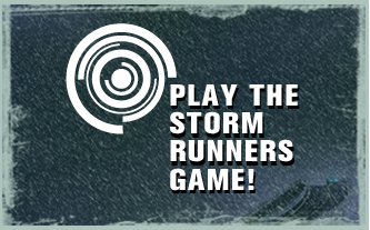 Play the Storm Runners Game, by Roland Smith